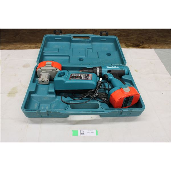 Makita Rechargeable Drill with Carrying Case