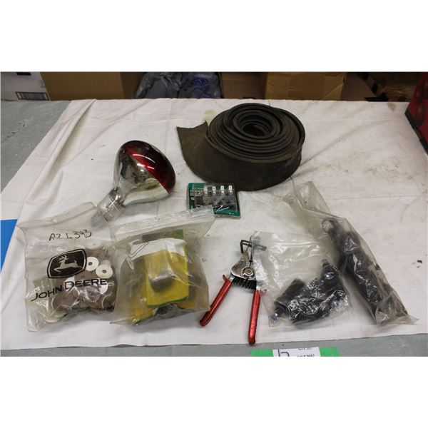 John Deere Switches and Parts, Misc Tools, Rubber Light Bulbs