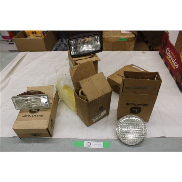 John Deere Light Fixtures and Bulbs