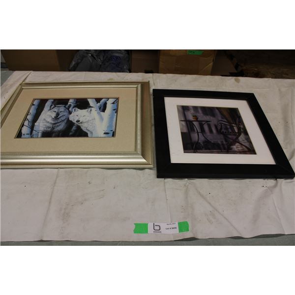 (2X THE MONEY) Pictures and Frames