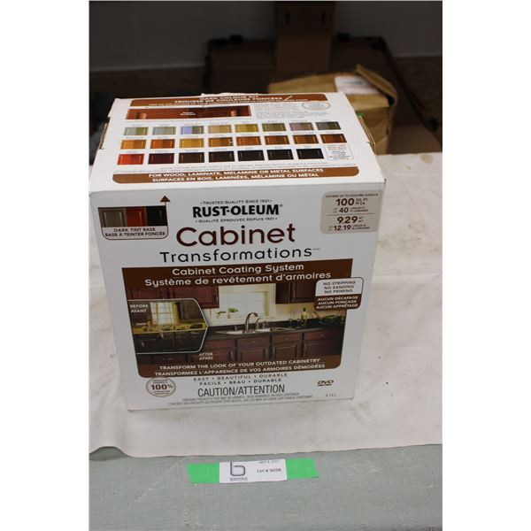 Rust-Oleum Transformations Cabinet Coating System