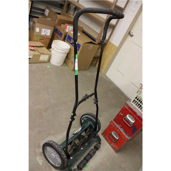 "Yardworks 16"" Reel Mower"