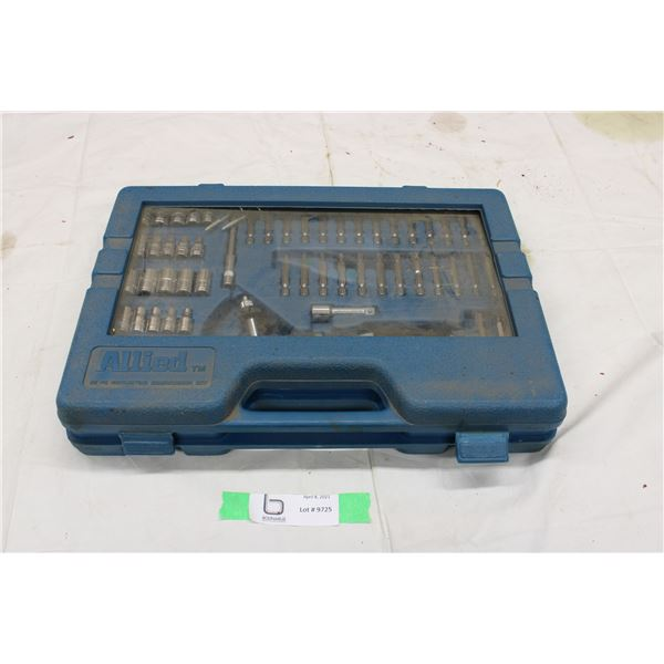 Allied 53pc Ratcheting Screwdriver Set