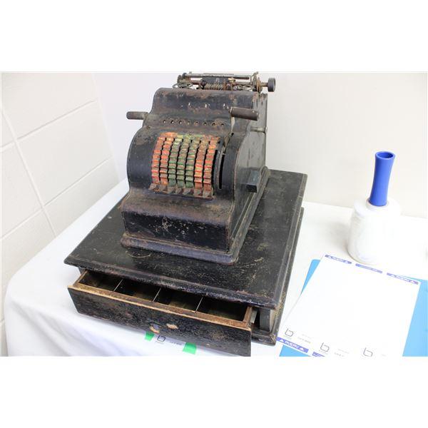 Vintage Cash Register (Not Complete)