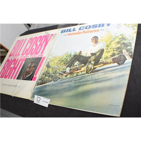 BILL COSBY COMEDY RECORDS