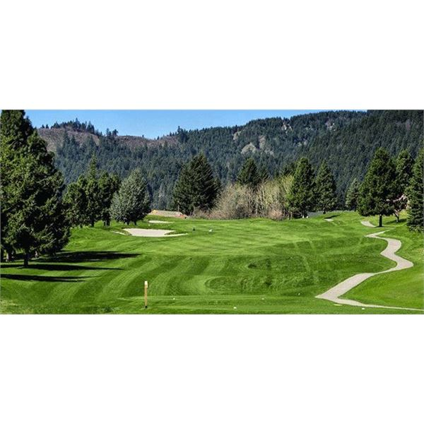 Two night stay at Elk Ridge Resort with 4 rounds of 18 hole Golf - Lakeland  Snowmobile Club
