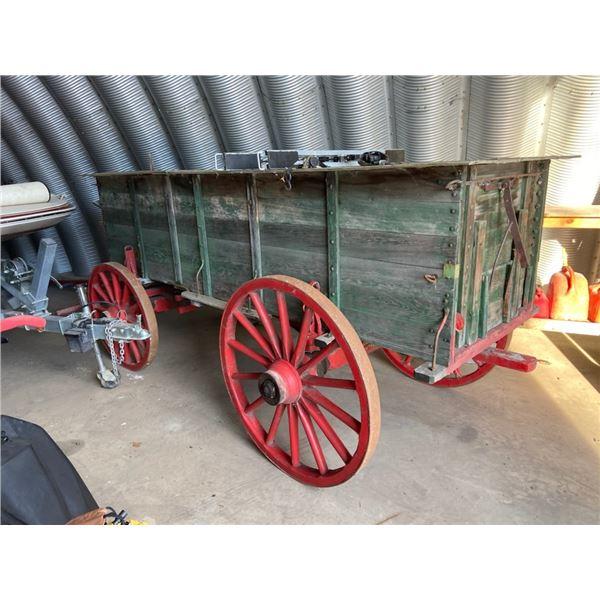 Grain Wagon (Adams) Excellent Condition