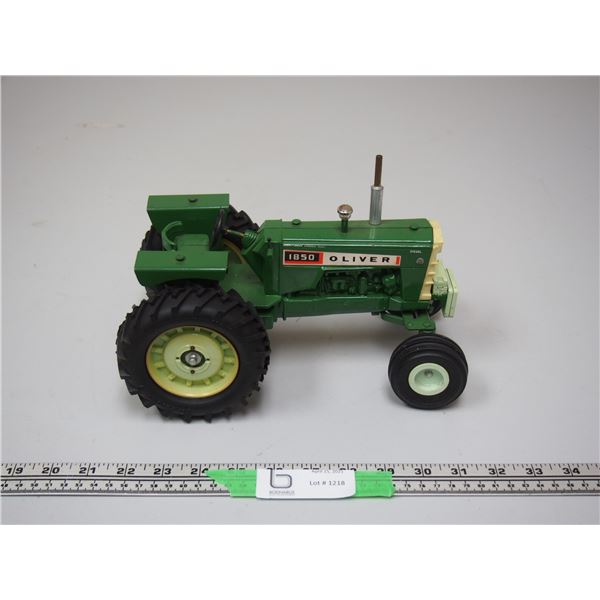 """(Ertl?) Oliver 1850 Diesel from 1988 Louisville Show (1/16 Scale?) 10"""" long"""