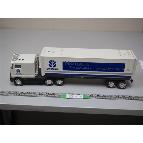 Battery Operated Options Nylint New Holland Semi and Trailer