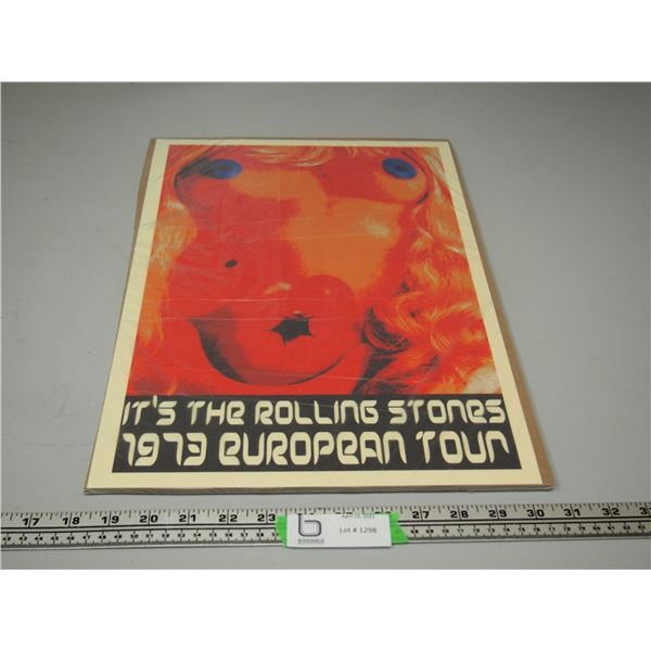 The Rolling Stones 1973 European Tour
