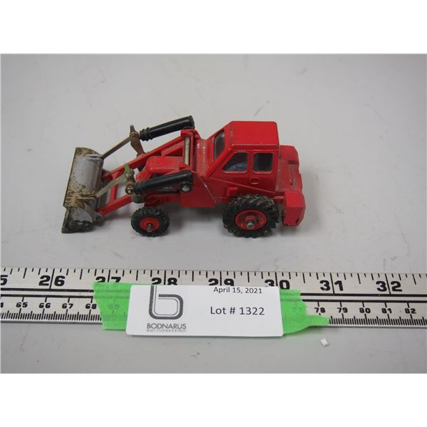 """Dinky Toy Tractor (4.5"""" long)"""