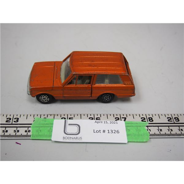 """Dinky Toy Range Rover (4 1/4"""" long)"""