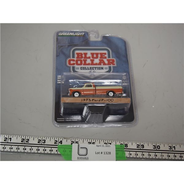 Blue Collar Collection 1973 Ford F100 1/64 Scale Limited Edition (NIB)