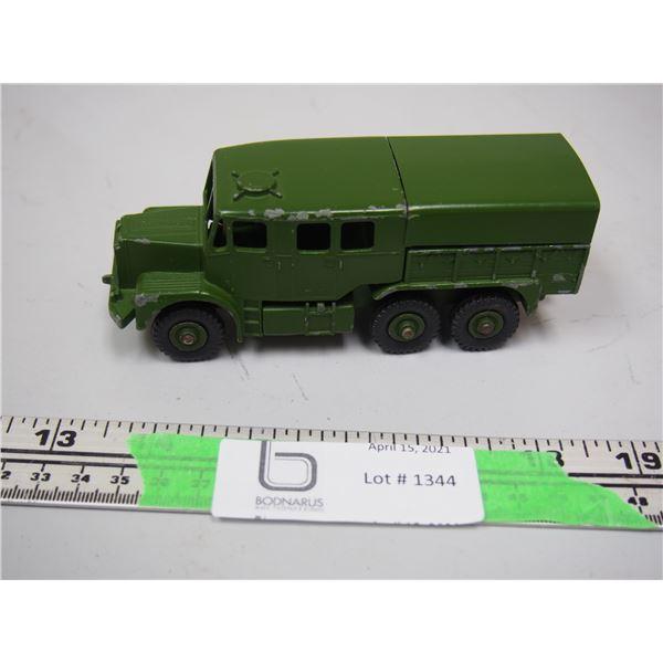 "Dinky Toy Medium Artillery Tractor (5 1/4"" long)"