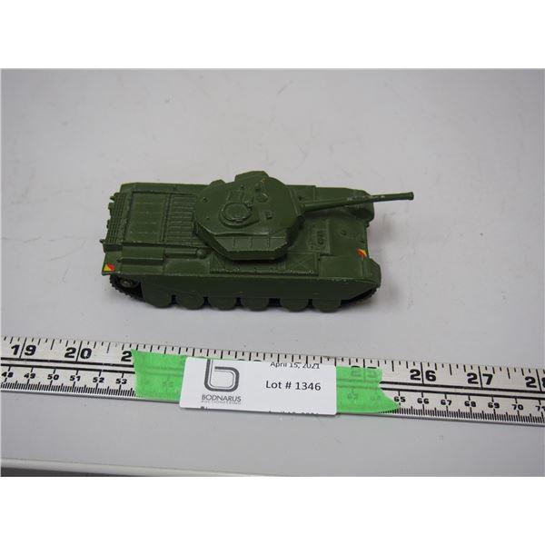"""Dinky Toy Centurion Tank (5"""" long)"""