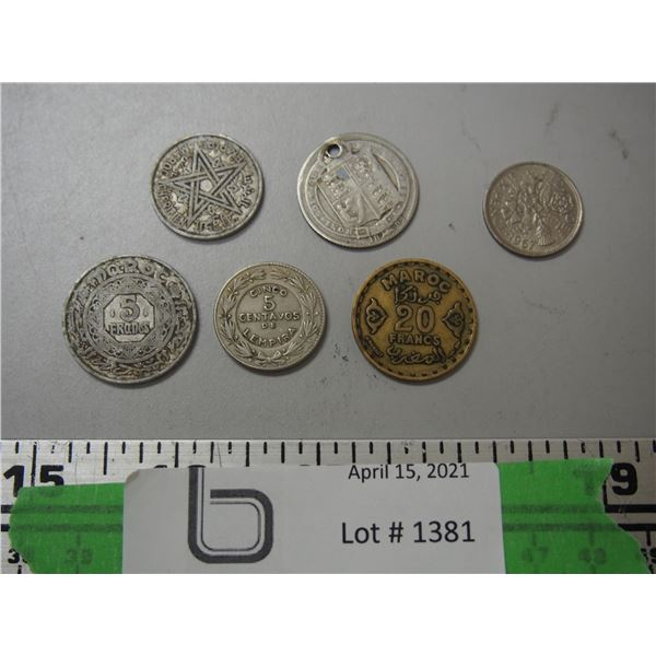 Mixed Lot of Coins