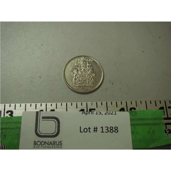 50 cent Canadian Piece