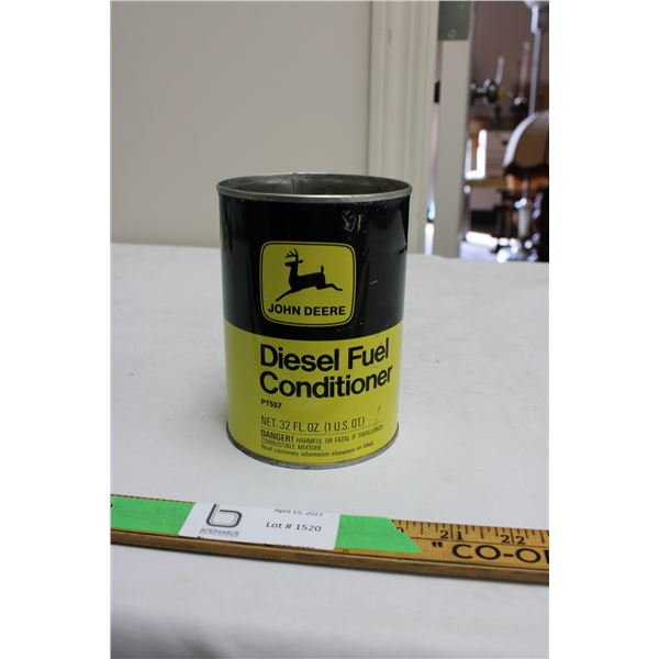 John Deere Diesel Fuel Conditioner Can