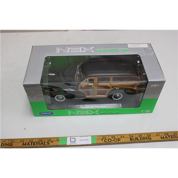 Nex Models 1948 Chevrolet Fleetmaster 1/18 Scale