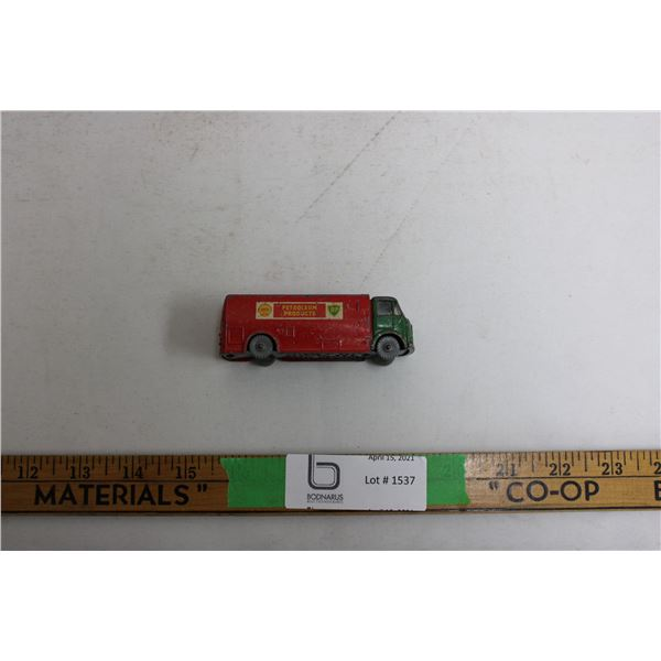 Dinky Toys Shell Petroleum Truck