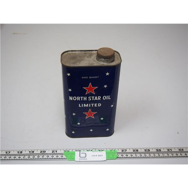 North Star William Penn One Quart SAE 140 Oil Can