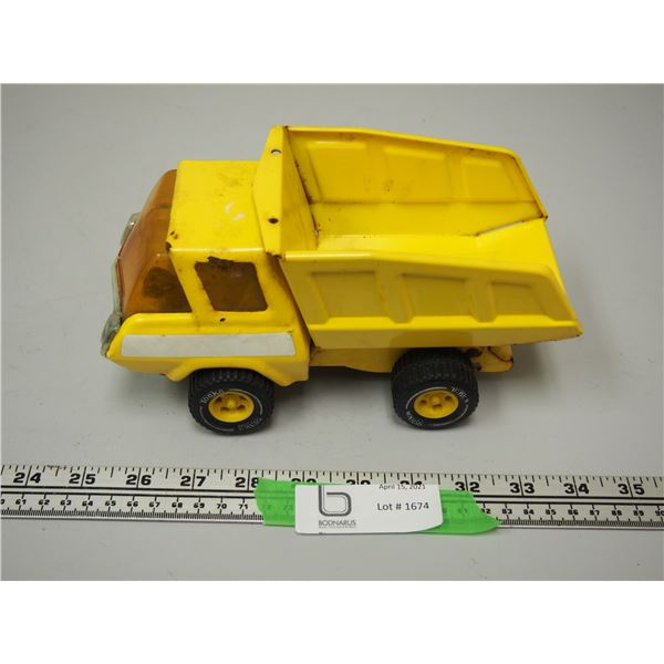 "Tonka Dump Trunk (8 3/4"" long)"