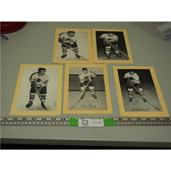 Group II Beehive Hockey Photos Taken from 1944-1948 (5)