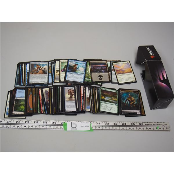Lot of Magic Cards