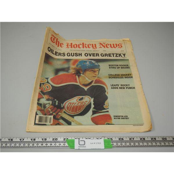 The Hockey News Oct 19 1979