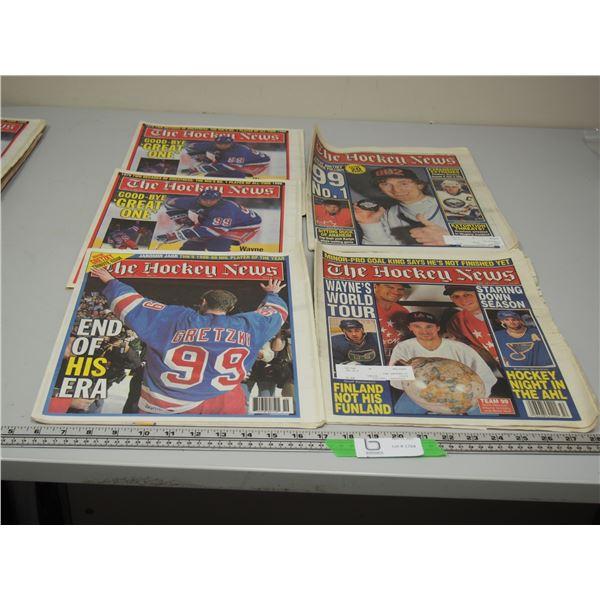 The Hockey News (5) 1994, 1999