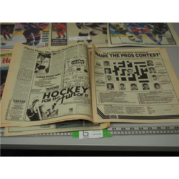 The Hockey News (6) 1980's - 1990's