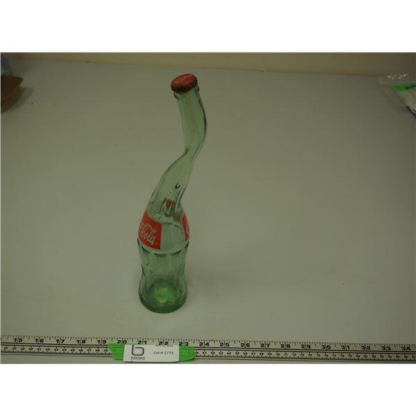 Unique Shape Coca Cola Bottles 355mL