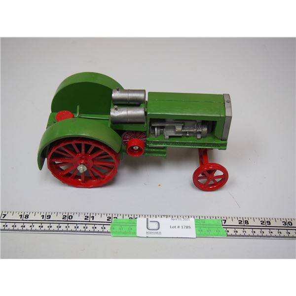 "Heider Rock Island Limited Edition Tractor 773/1500 9"" long Heavy"