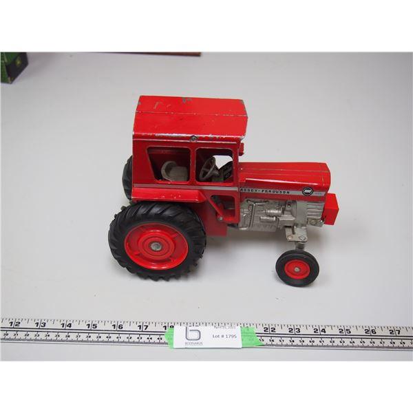 "Ertl Massey Ferguson 1080 Tractor with Cab (9"" long)"