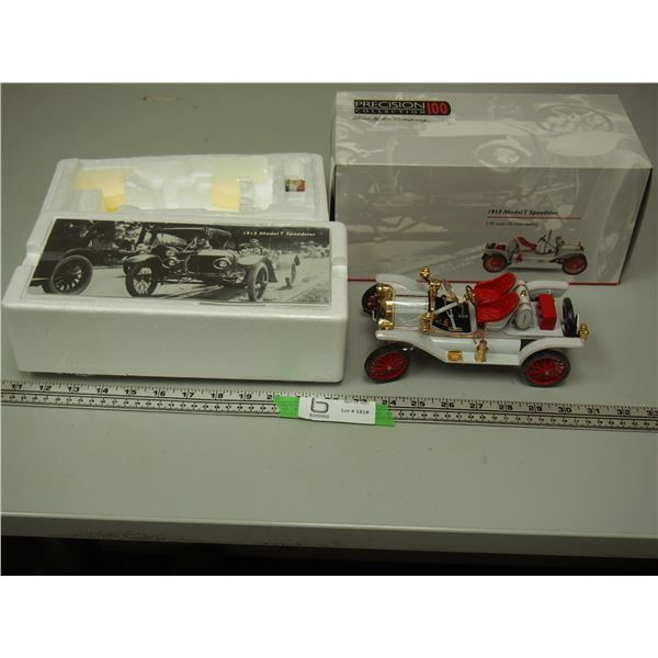 Precision Collection 100 1913 Model T Speedster 1/18 (NIB)
