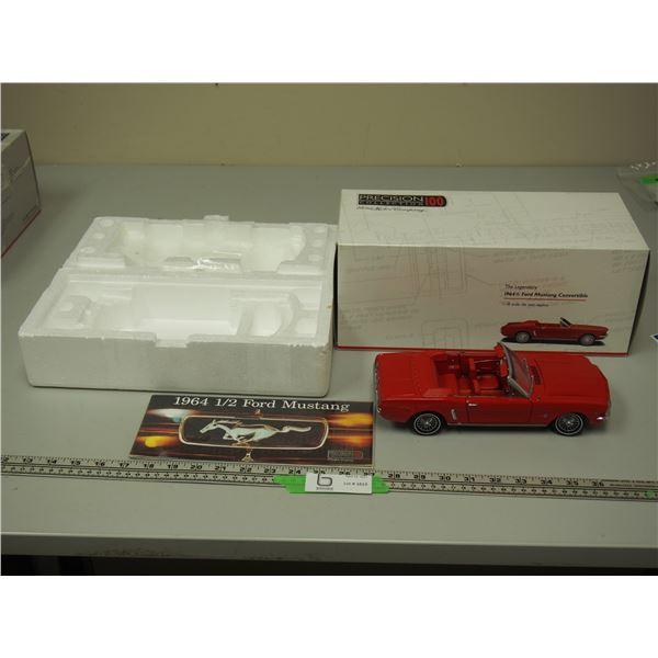 Precision Collection 100 1964 1/2 Ford Mustang Convertible (NIB)