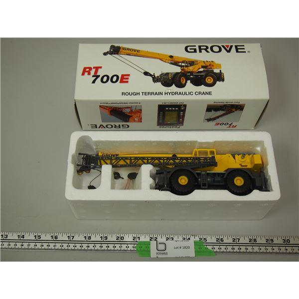 Grove RT 700E Rough Terrain Crane (NIB)