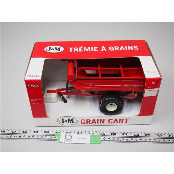 J& M Grain Cart 875 (NIB)