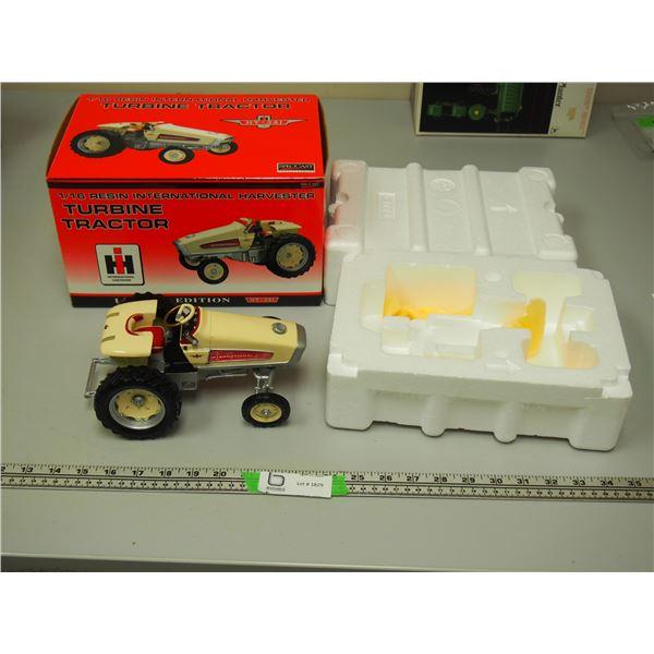 SpecCast IH Resin Turbine Tractor Limited Edition 1/16 (NIB)