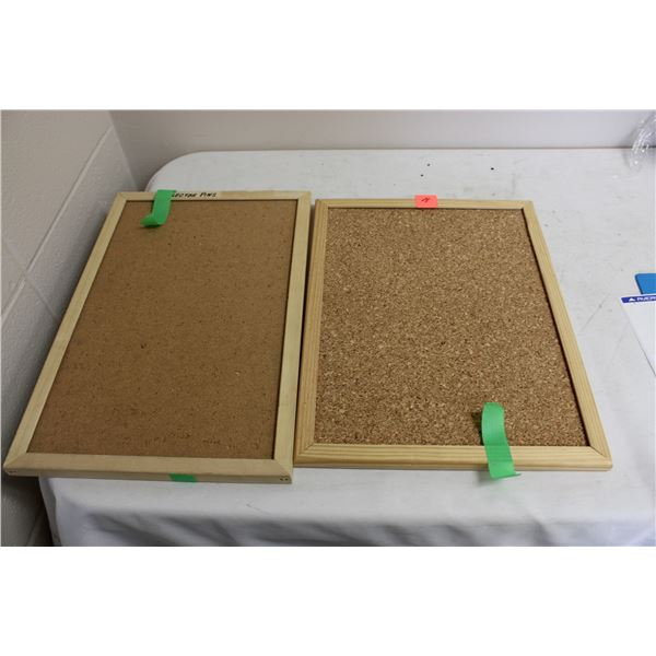 """Pair of Pin Boards 12"""" x 16"""""""
