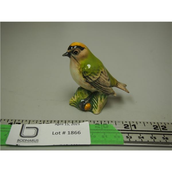 Beswick Goldcrest Bird Ornament