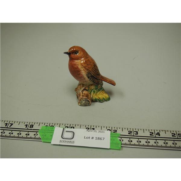 Beswick Robin Bird Ornament