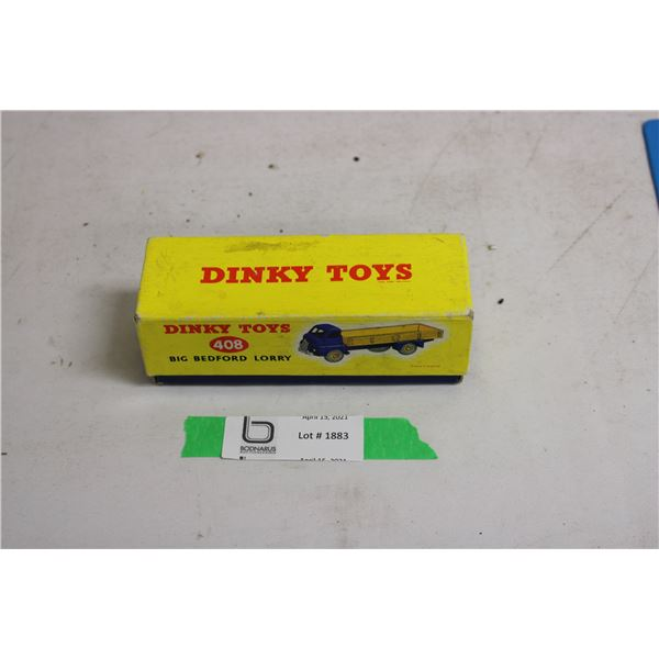 Dinky Toys 408 Big Bedford Lorry (in box)