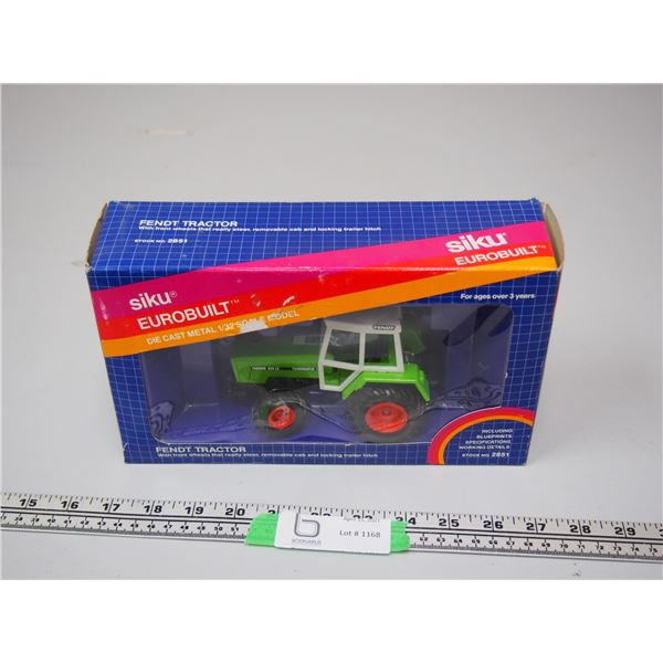 Siku Fendt Farmer 309LS Turbomatik Tractor 1/32 Scale (In Box)