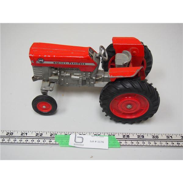 """Ertl Massey Ferguson Diesel 175 Tractor (9"""" Long)"""