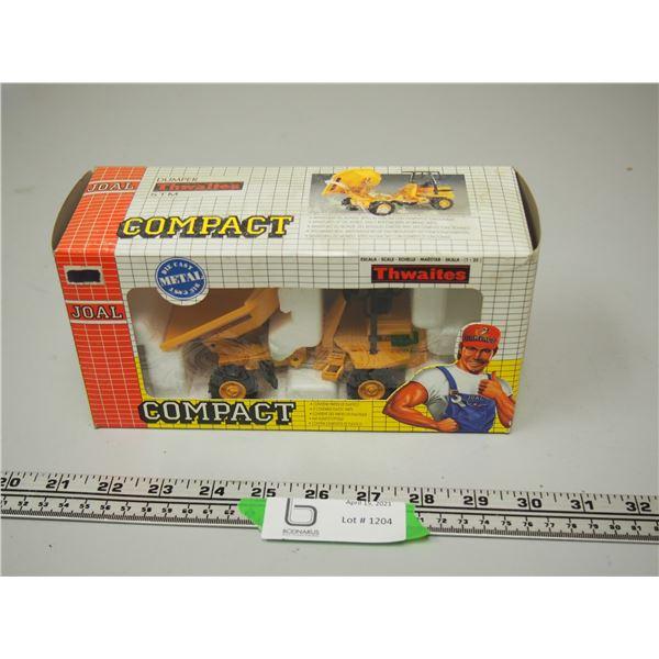 Joal Compact Thwaites Alldrive 1/35 Scale (NIB)