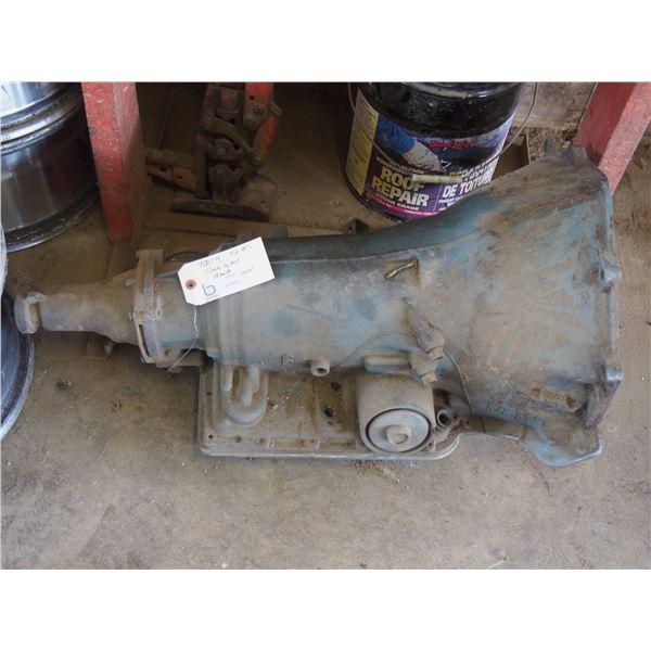 700 R4 Mid 80s Chevy 1/2 Ton REBUILT Transmission