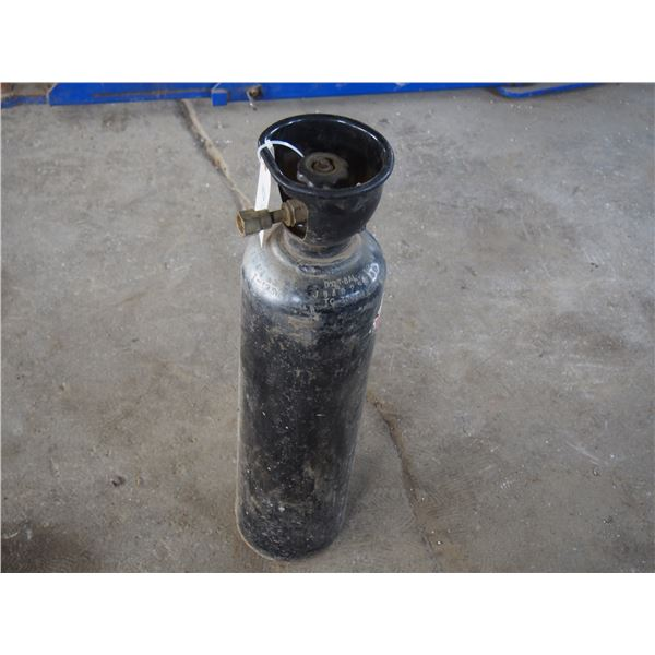 Air Liquide Acetylene Tank