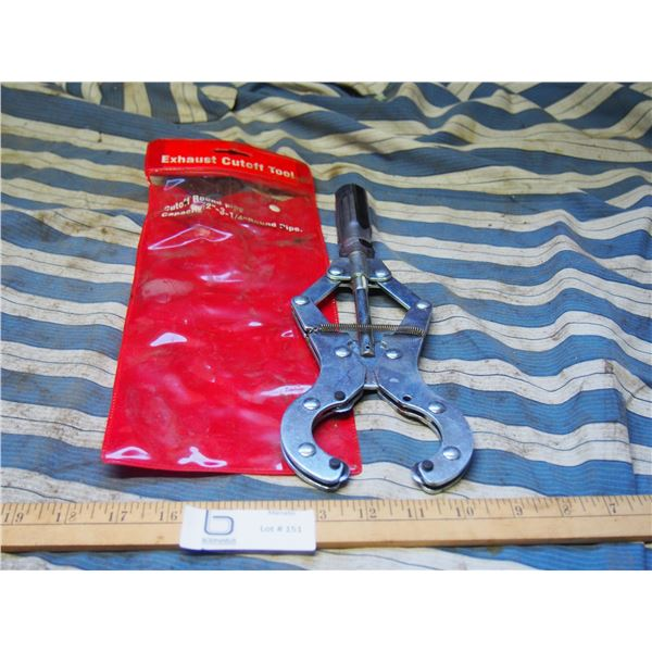 """Exhaust Cut Off Tool 2-3/4"""""""