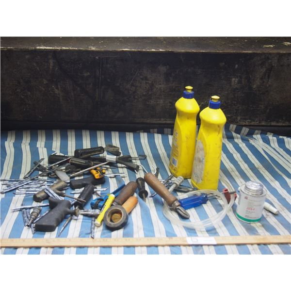 Tire Changing Fixing Supplies